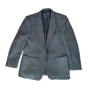 Harris Tweed Sport Jacket Size 42r